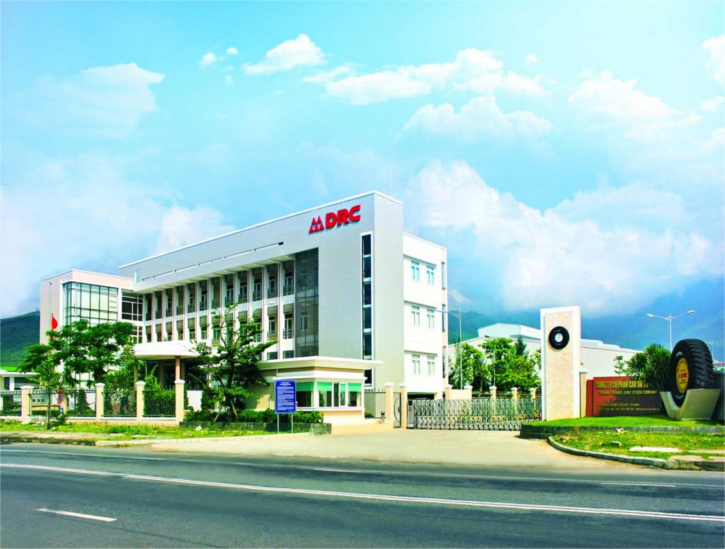 drctire.com danang rubber joint stock company