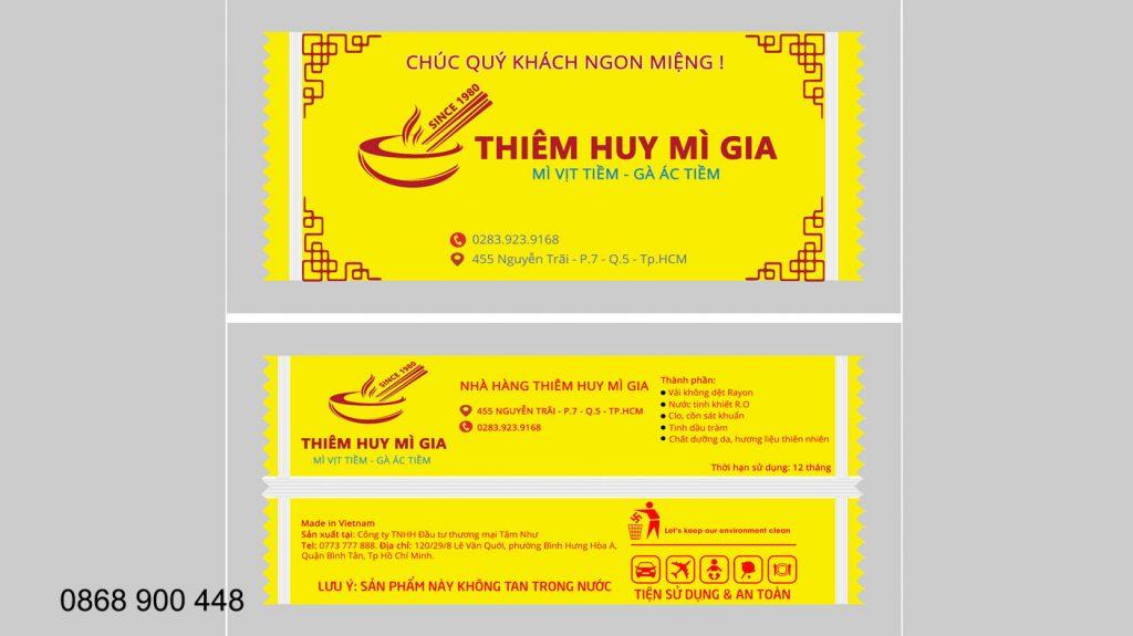 thiết kế nhận diện thương hiệu trên bao bì đà nẵng