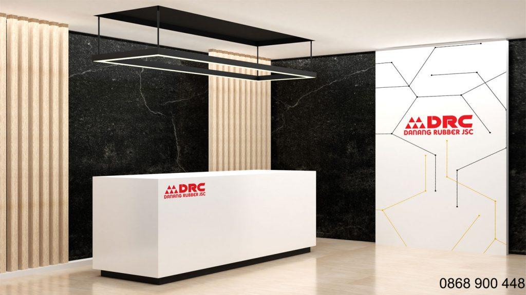 thiết kế bộ nhận diện thương hiệu đà nẵng uy tín chuyên nghiệp cho DRC Tire
